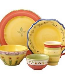 Pfaltzgraff Pistoulet 40-Piece Dinnerware Set